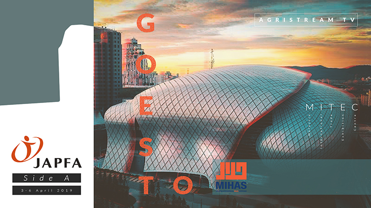 JAPFA Group Goes to Mihas 2019 (Side A)